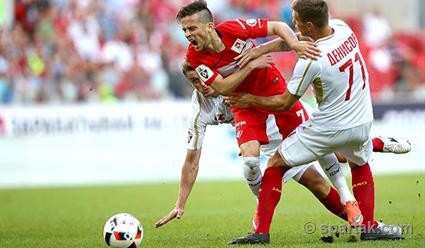 Австрийская Республика обыграла Грузию вматче квалификацииЧМ