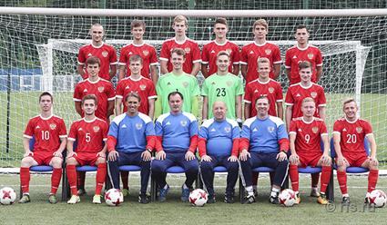 Юношеская сборная Российской Федерации несмогла пройти 1-ый этап отбора наЧЕ