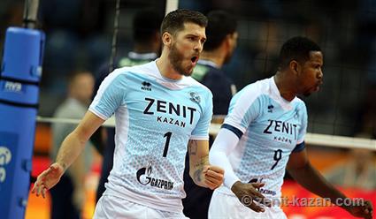 Казанский «Зенит» прошел вполуфинал клубного чемпионата мира