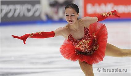Фигуристы сборной Российской Федерации выигралиЧЕ в столице вмедальном зачёте