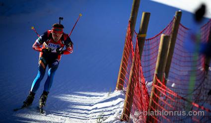 Финская биатлонистка Мякяряйнен выиграла гонку преследования наэтапеКМ вРупольдинге