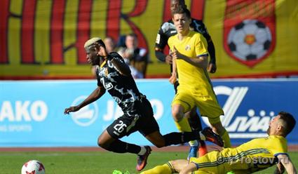 «Арсенал» одержал победу у«Ростова» иподнялся надве строчки