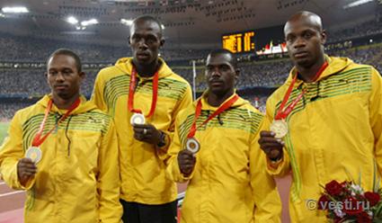 МОК отобрал у русских легкоатлеток серебро Игр встолице Англии