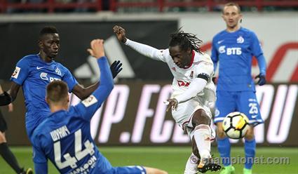 «Динамо» сообщило охарактере травмы исроках восстановления Соу