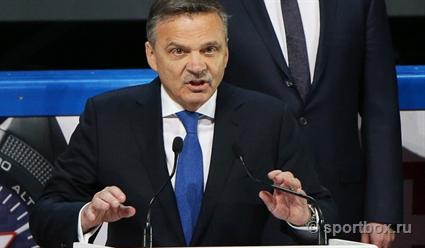 Президент IIHF исключил перенос из Российской Федерации юниорского чемпионата мира