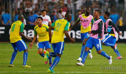 ЮАР иСенегал переиграют отборочный матч ЧМ-2018 из-за воздействия арбитра