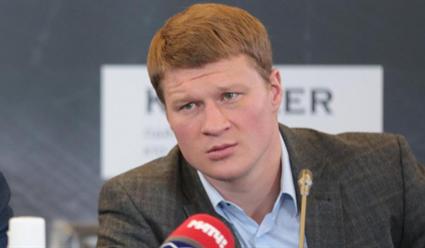 Недолжно быть: тренер Кличко строго прошелся по«Русскому Витязю» Поветкину