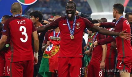Автор победного гола вфинале Евро-2016 будет играть в Российской Федерации