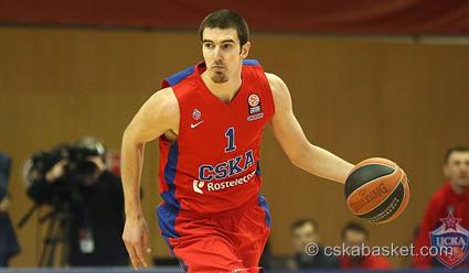 ДеКоло набрал 26 очков ипомог ЦСКА побороть «Бамберг»