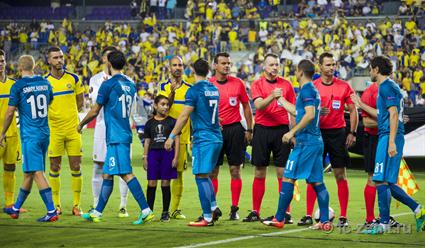 Россия оторвалась отПортугалии втаблице коэффициентов УЕФА