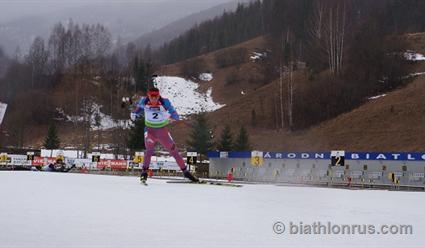 Омич Игорь Малиновский одержал победу первенство мира побиатлону