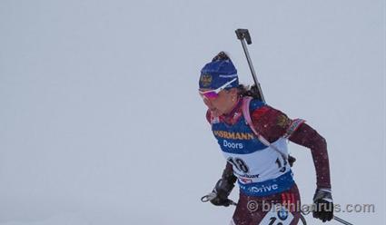Биатлон. Текстовая онлайн-трансляция женской особой гонки наОлимпиаде
