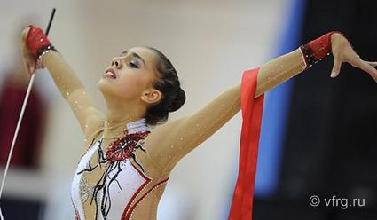 Россиянки Мамун иКудрявцева вышли вфинал многоборья лидерами