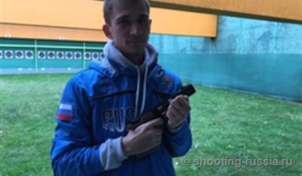 Спортсменки изУдмуртии стали чемпионками Российской Федерации пострельбе изпневматического ружья