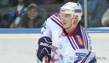 Прежний защитник СКА Александров подписал просмотровый договор склубом НХЛ «Монреаль»