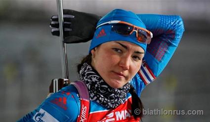 Немка Дальмайер выиграла стартовую гонку вАнтхольце; украинки— втоп-20