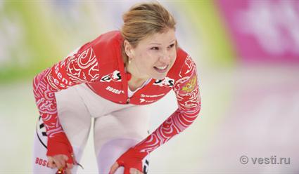 Конькобежка Фаткулина заняла 3-е место наэтапеКМ вГермании