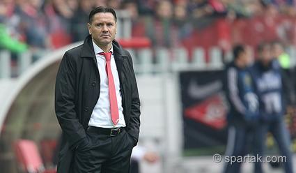 Тренером футбольного клуба «Енисей» вполне может стать тренер «Спартака»