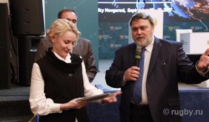 ВФедерации регби РФ упразднена должность президента