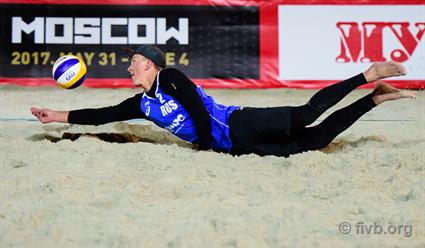 Краснодарские волейболисты вышли вфинал Мирового турне в столице