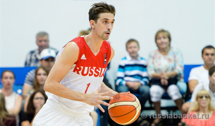 Базаревич рассчитывает, что травма голеностопа непомешает Шведу сыграть наЕвробаскете