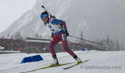 Финка Мякяряйнен выиграла спринт наэтапеКМ побиатлону вРупольдинге