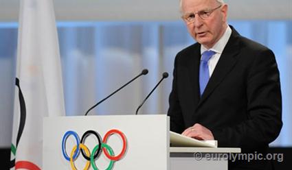 ВРио арестовали руководителя Европейских олимпийских комитетов