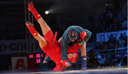 Русские самбисты выиграли чемпионат мира вСочи