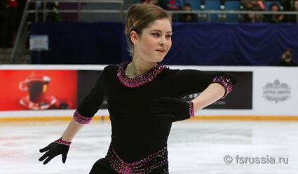 Фигуристки Липницкая иСотникова невыступят вГран-при следующего сезона