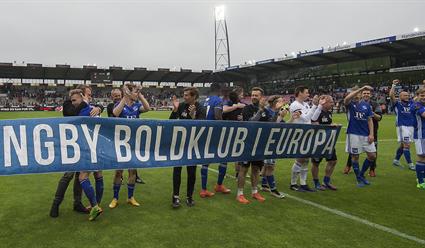 ФК «Краснодар» начнет выступление вЛиге Европы сматча с«Люнгбю»