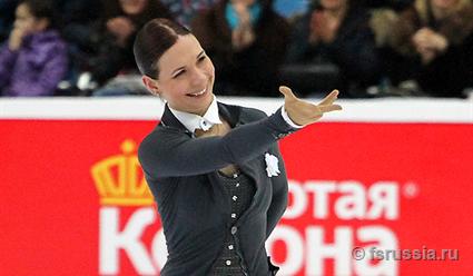 Медведева выиграла короткую программу встолице франции
