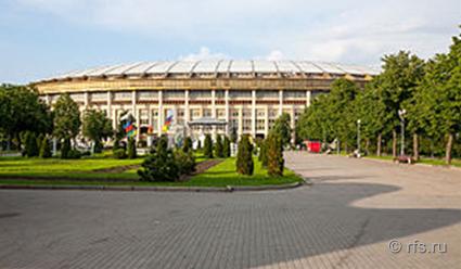 Завершены работы позамене покрытия кровли стадиона «Лужники»