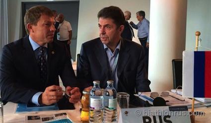 Майгуров будет баллотироваться напост президента Союза биатлонистов Российской Федерации