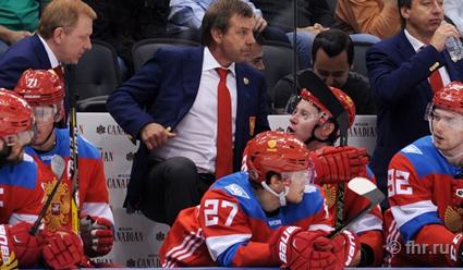 Сборная Российской Федерации уступила Швеции всвоей первой игре наЕвротуре