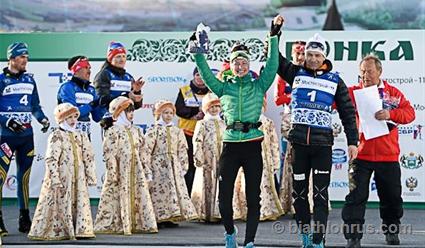 Зигфрид Мазе: «Приглашение отМОК для Бьорндалена былобы прекрасным жестом»