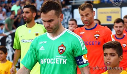 «Карабах» вышел враунд плей-офф квалификации Лиги чемпионов