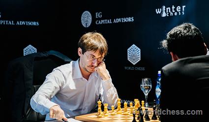 Гран-при: победил Дмитрий Яковенко. Борис Гельфанд напредпоследнем месте
