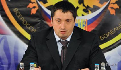 Названа причина задержания руководителя Всероссийского объединения болельщиков