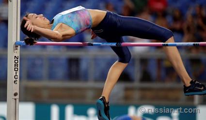 ИААФ подтвердила участие 19 русских легкоатлетов вЧМ