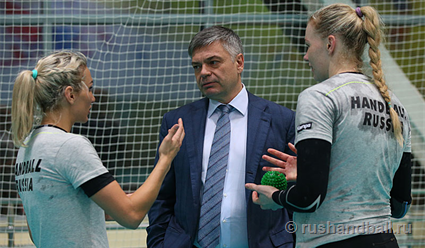 РФ и Республика Беларусь подадут общую заявку напроведение ЧЕ-2022 погандболу