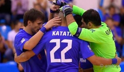 39;Газпром-Югра&#39 завоевал кубок УЕФА по мини-футболу