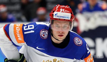 Владимир Тарасенко побил личный рекорд и стал первой звездой матча