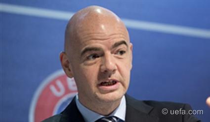Глава ФИФА Мы и УЕФА применим санкции если случаи применения допинга в России будут доказаны