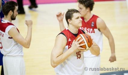Сборная России одолела команду Швеции в матче отбора на Евробаскет-2017
