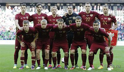 Сборная России опустилась на рекордно низкое 53-е место ве ФИФА