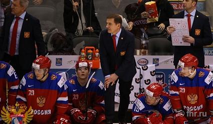 Что сказали тренер и хоккеисты сборной России после поражения от команды США на ЧМ-2016